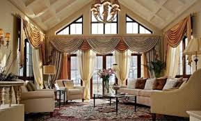 Living Room Curtain Superb Luxury Living Room Curtains Living Room Curtains And Drapes