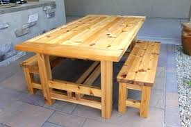 wooden patio table outdoor table plans plans to build a wooden patio table wood patio tables