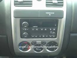 2012 chevy colorado radio wiring diagram 2012 how to gmc canyon bose car stereo removal cd tape repair light out on 2012 chevy chevy radio wiring diagram