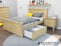 Modern Bedroom Furniture Melbourne Dandenong Double Bed Storage Kids Beds B2c Furniture