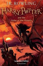 a of harry potter and the order of the phoenix