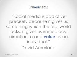 Quotes About Social Media Amazing 48 Quotes On Social Media For A Brand New Perspective Social Samosa
