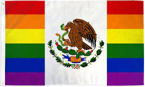 Home and Holiday Flags Mexico Rainbow Gay Pride Flag 3 x 5 Foot Banner LGBT  Festival Mexican Sign New: Amazon.de: Garten