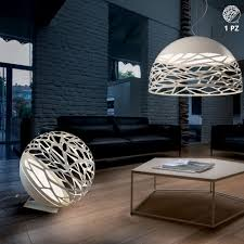 studio italia design lighting. Studio Italia Design Kelly Sphere Contemporary Round Table Lamp Lighting
