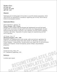 Sample resume for maintenance engineer electrical Free Sample Resume Cover  sample resumes for sales sales resumes