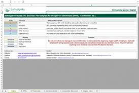 Operation Plan Outline Startup Business Plan Templates Instant Downloads Eloquens