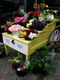 outdoor garden flower wagon flower cart garden ice rink pvj outdoor garden flower wagon