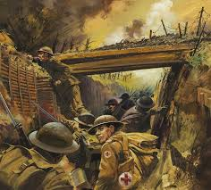 solr painting the trenches by andrew howat