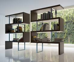 modern bookcase also with a bookshelf on the wall also with a