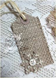 Rustic Chic Had Some Fun This Week Playing Around With Various Pieces Of Burlap To See What Could Come Up With To Decorate Some Cards Frilly And Funkie Friday Focus Burlap And Jute