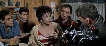 "Картинки по запросу Фильм ""Трапеция (1956) Trapeze""."