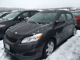 Used 2009 Toyota Matrix 5-door XR FWD 5A in Grand Falls - Used ...