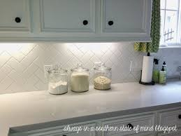 Perhaps Laughter Brings Clarity. Grey CountertopsTile Kitchen CountertopsWhite  Tile Backsplash ...