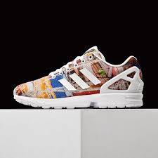torsion adidas white. adidas originals torsion zx flux training white multicolor printed s75492 | sneakers pinterest zx flux, adidas and torsion white p