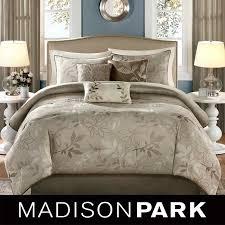 madison park nadia 7 piece comforter set com duvet cover
