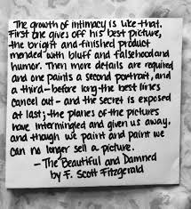 F Scott Fitzgerald The Beautiful And Damned Quotes Best of The Beautiful And Damned F Scott Fitzgerald White Paper Quotes