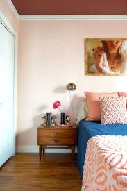 Colorful Bedroom Wall Designs 17 Best Ideas About Peach Bedroom On Pinterest Peach Living