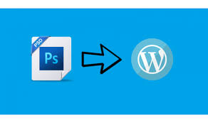 5 easy steps to convert PSD to Wordpress | Best PSD to HTML