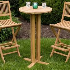 Matalinda Piece Teak Outdoor Bar Table Set And Chairs Melbourne