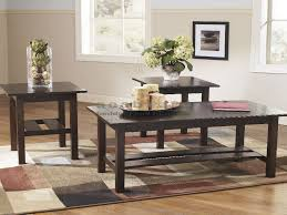 Ashley T309 Lewis 3 PC Table Set by Ashley Furniture