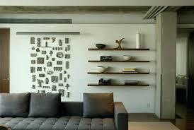 mid century modern wall shelf shelves inspiring mounted