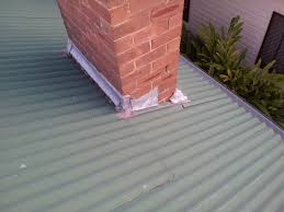 how to fix a leaking corrugated iron roof pictures