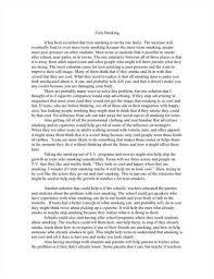 smoking essay no smoking essay