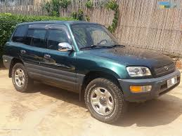 Used Toyota SUV 1999 1999 Toyota RAV4 | Rwanda CarMart