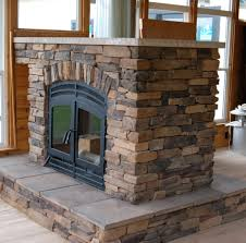 Fireplace  Creative Electric Fireplace Two Sided Home Design New Double Sided Electric Fireplace