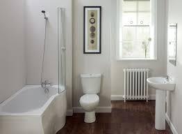 Hardwood Floor Bathroom Pretty Bathroom Wood Floor On Reclaimed White Oak Hardwood