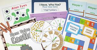 55 Amazing Alternatives to Place Value Worksheets - Teach Starter Blog
