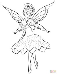 fairy color pages fairy coloring pages free coloring pages