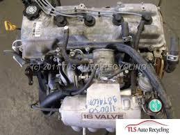 1998 Toyota Tacoma engine assembly - ENGINE ASSEMBLY 2.4.