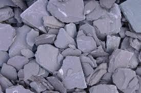 blue grey slate decorative stone
