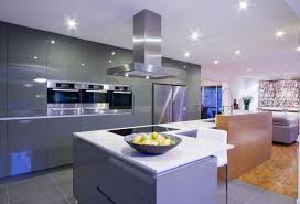 Contemporary Kitchen Remodel Interior