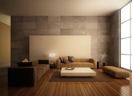 Living Room Brown Color Scheme Decorating A Large Wall With High Ceiling For Living Room Using