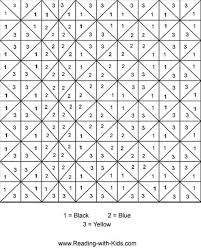 This mathematical game teaches children to recognize numbers and solve simple mathematical examples. Hard Printable Color Number For Adults Coloring Pages Free Color Online Color By Number Printable Coloring Pages Color By Numbers
