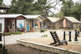 tiny house community austin. Perfect Austin Village Has Become The Largest Communitybased Model In Country Lifting  Homeless Men And Women Up Off Streets Into Community Home Throughout Tiny House Community Austin