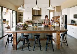 Southern Living Kitchens Texas Urban Country Kitchen Southern Living