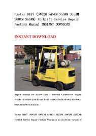 hyster d187 (s40 xm s45xm s50xm s55xm s60xm s65xm) forklift service r Hyster H50XM Wiring-Diagram hyster d187 (s40xm s45xm s50xm s55xms60xm s65xm) forklift service repairfactory manual instant downloadinstant downloadrep