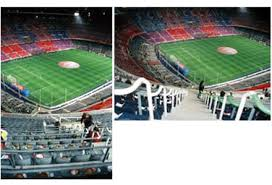 Camp Nou Stadium Seating Chart Tickets Barcelona Com Seats Category In The Camp Nou