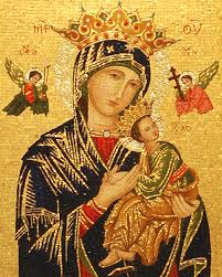 our lady photograph our lady of perpetual help by philip ralley