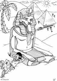 Kleurplaat Egypte Afb 5693 Images