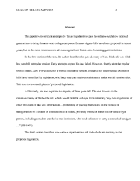 how to write an abstract in apa steps pictures  sample apa abstract for position paper