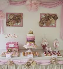 Princess Party Decoration Pink And Gold Party Decorations Chic Princess 8th Birthday