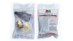A1 A2 Gland Chart Cgland Cable Gland Kits Partex