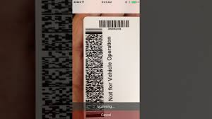 Youtube Barcode License A Donate Life Swipe To Scanning qvyaC