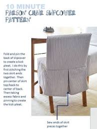 ana white build a easiest parson chair slipcovers free and easy diy project and