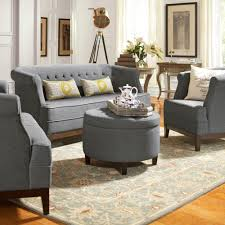 home decorators collection emma textured charcoal polyester