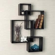 espresso wall shelf b espresso intersecting cube shelves espresso wall shelf with pegs